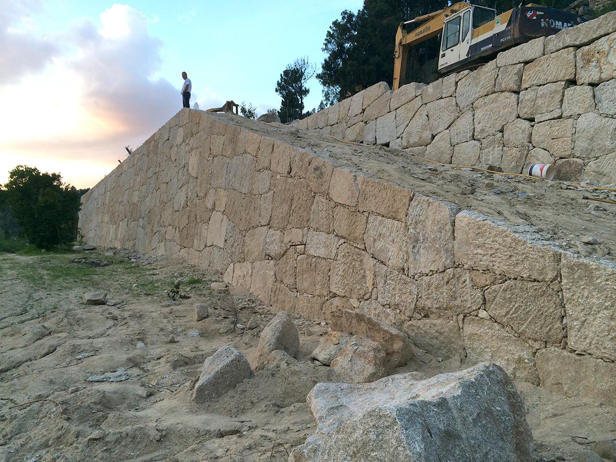 Constexpert constru o e reabilita o de edif cios - Decoracion muros exteriores ...